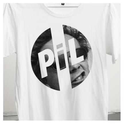 PiL – Merchandise Design