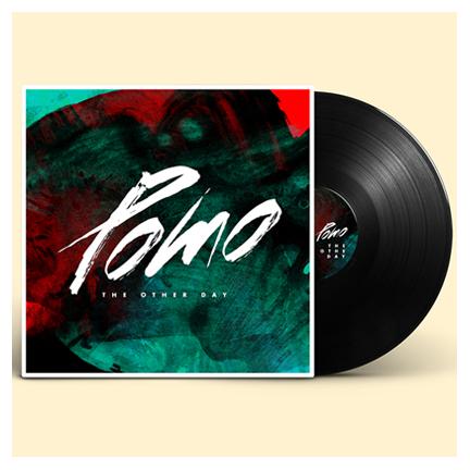 POMO – Album Cover Design